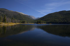 Monarch Lake Royalty Free Stock Image