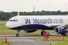 monark för flygbuss a320 arkivfoton