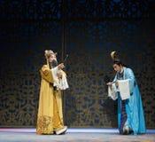 """Monarque - le  de pearl†""""Red par opéra de mariage-Jiangxi de l'empereur Photo libre de droits"""