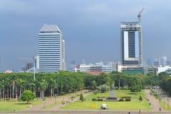 Monas, Jakarta Imágenes de archivo libres de regalías