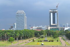 Monas , Jakarta royalty free stock images