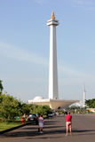 Monas (National Monument) Royalty Free Stock Photos