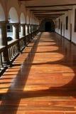 Monastère à Quito Images libres de droits