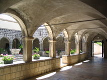 Monastère Photos libres de droits