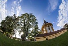 Monastère Images libres de droits