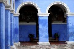 Monastère au Pérou Photos stock