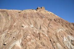 Monastère, Basgo, Ladakh, Inde Image libre de droits