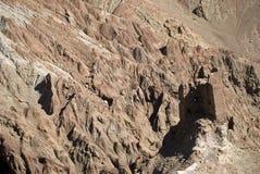 Monastère, Basgo, Ladakh, Inde Photo libre de droits