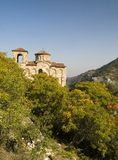 Monastère bulgare Photographie stock