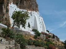 Monastère Chesowiotssa Photo libre de droits