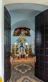 Monastère chrétien orthodoxe Image libre de droits