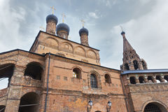 Monastère chrétien orthodoxe photo stock