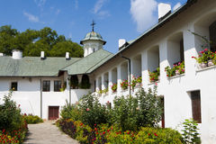 Monastère Cozia Image libre de droits