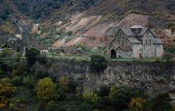 Monastère d'Ahtala Photos stock