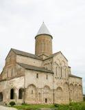Monastère d'Alaverdi dans la région de Kakheti en Géorgie orientale Photo libre de droits