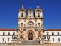 Monastère d'Alcobaca Image libre de droits