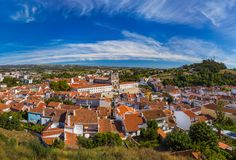 Monastère d'Alcobaca - Portugal photo libre de droits