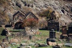 Monastère d'Ardvi Photo libre de droits