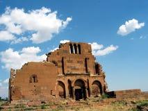 Monastère d'Ereruiq, Arménie Image stock