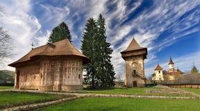 Monastère d'humeur Photos stock