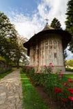 Monastère d'humeur Images stock