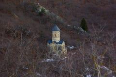 Monastère d'Ikvi Images stock