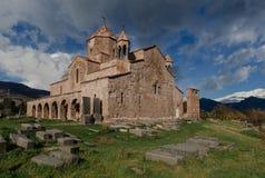Monastère d'Odzun Photographie stock