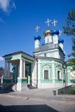 Monastère d'Optina Pustyn Image libre de droits