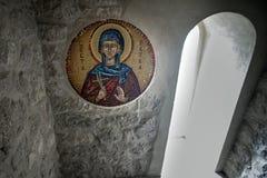 Monastère d'ortodox d'Ostrog montenegro Image libre de droits