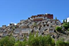 Monastère dans Ladakh, Inde Photos libres de droits