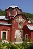Monastère dans le PEC Photo stock