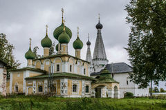 Monastère dans Uglich Image stock