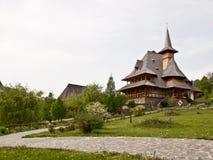 Monastère de Barsana Photo stock
