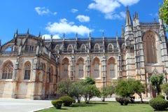 Monastère de Batalha Photos libres de droits