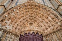 Monastère de Batalha, Portugal Photos libres de droits