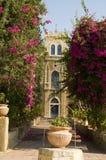 Monastère de Beit Jimal Image stock