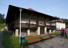 Monastère de Bistrita Photo stock