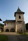 Monastère de Bistrita Image libre de droits