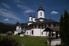 Monastère de Cheia Image stock
