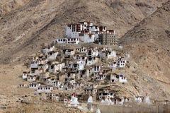 Monastère de Chemrey Photographie stock libre de droits