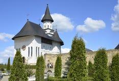 Monastère de Christian Ortodox dans Iasi Roumanie, Hadambu, crucifix Images stock