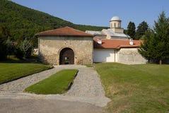 Monastère de Decani Photos libres de droits