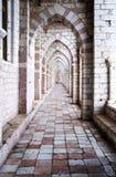 monastère de franciscain d'assisi Images libres de droits