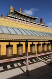 Monastère de Gandan Images stock
