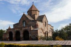 Monastère de Gayane de saint Image stock