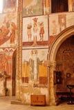 Monastère de Gelati de la Vierge illustration libre de droits