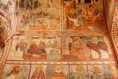 Monastère de Gelati de la Vierge illustration stock
