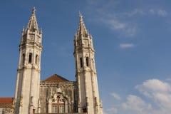 Monastère de Geronimos Photo libre de droits