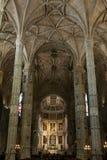 Monastère de Geronimos Photographie stock libre de droits