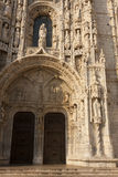 Monastère de Geronimos Images stock